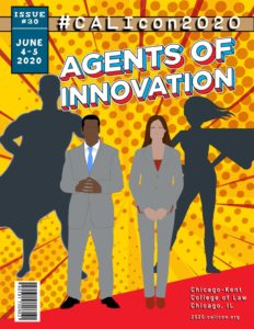 CALI Con 2020 Agents of Innovation Poster
